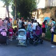 Welcome to the World Burgos Parque de Mero el Jardinero