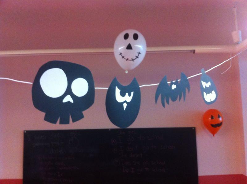 Cadaveras y búhos de Halloween 2013