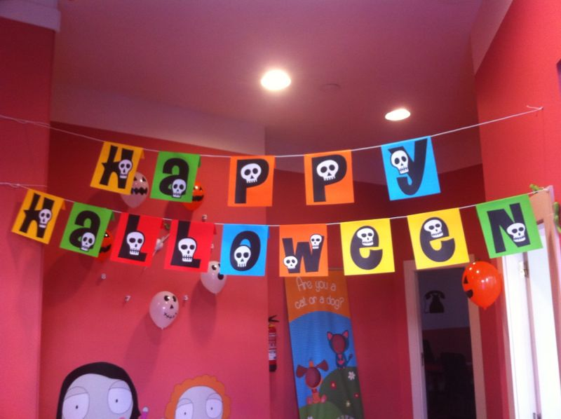 Halloween 2013 en Welcome to the World