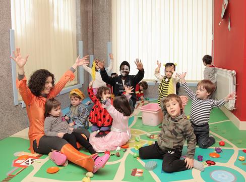 Nuestra clase de carnavales en Inglés