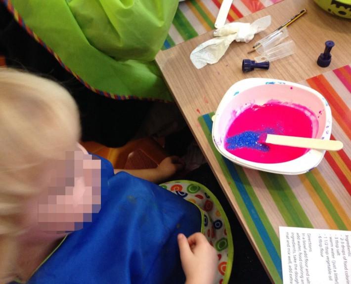 Taller-Inglés-para-niños-PlayDough-Workshop-2