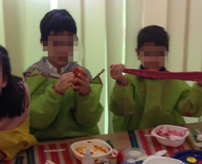 Taller-Inglés-para-niños-PlayDough-Workshop-9