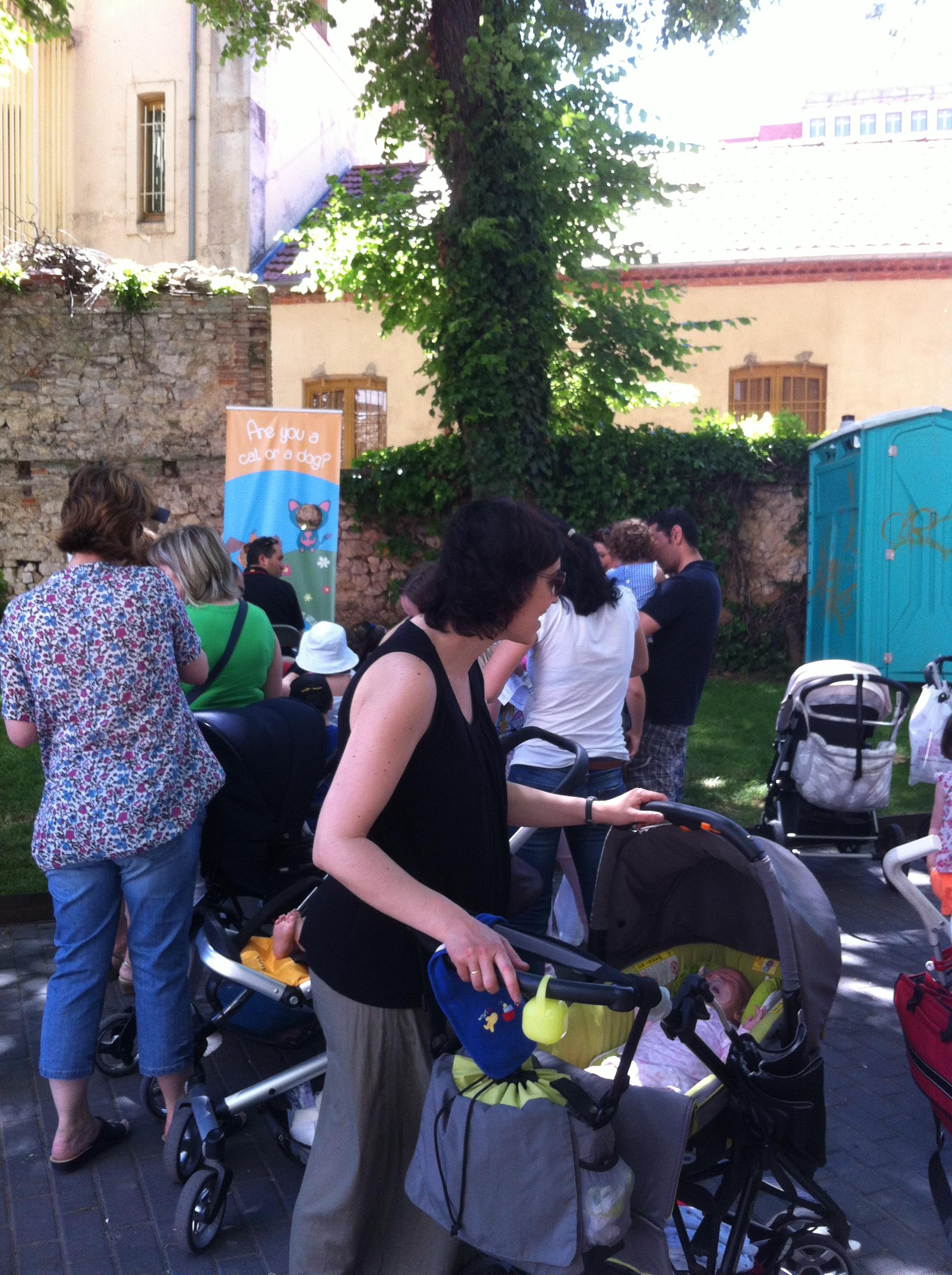 Welcome to the World Burgos Paruqe de Mero el Jardinero