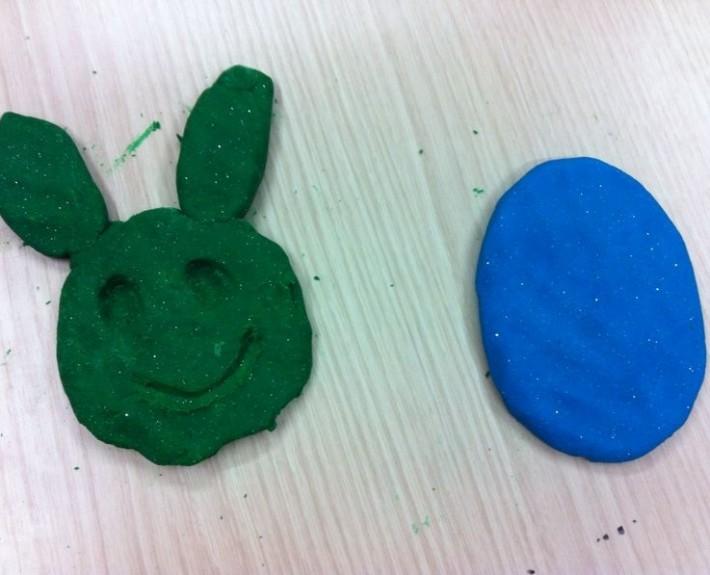 Merienda de Easter para niños en inglés Welcome to the World